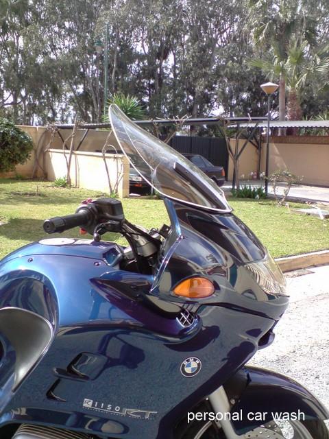 Limpieza y Detallado para Motocicletas