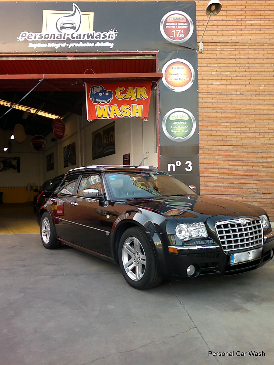 Detallado Chrysler 300C Touring