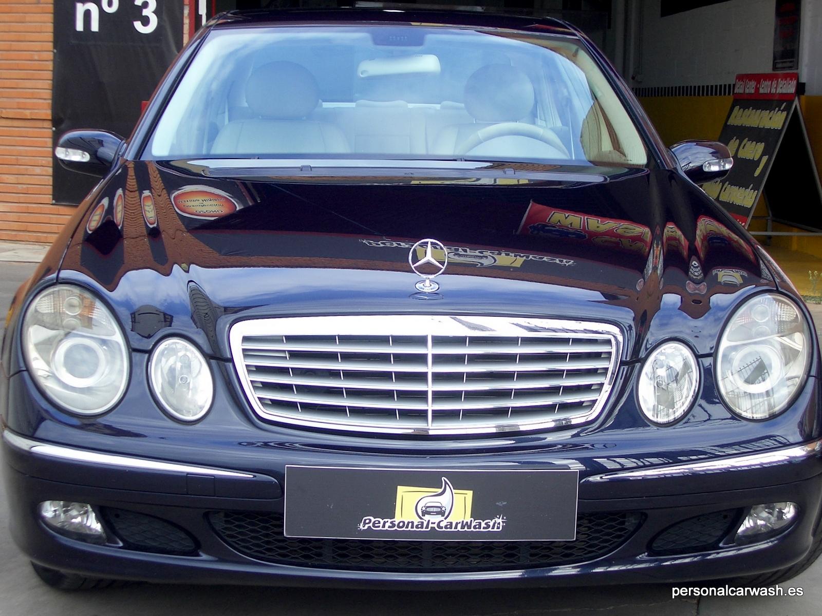Mercedes Benz clase E 270CDI