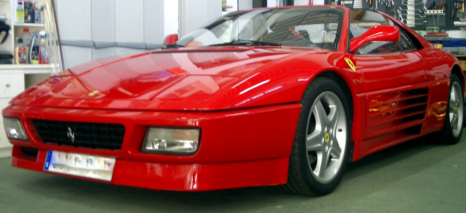 Ferrari 348 GTS (vendido)