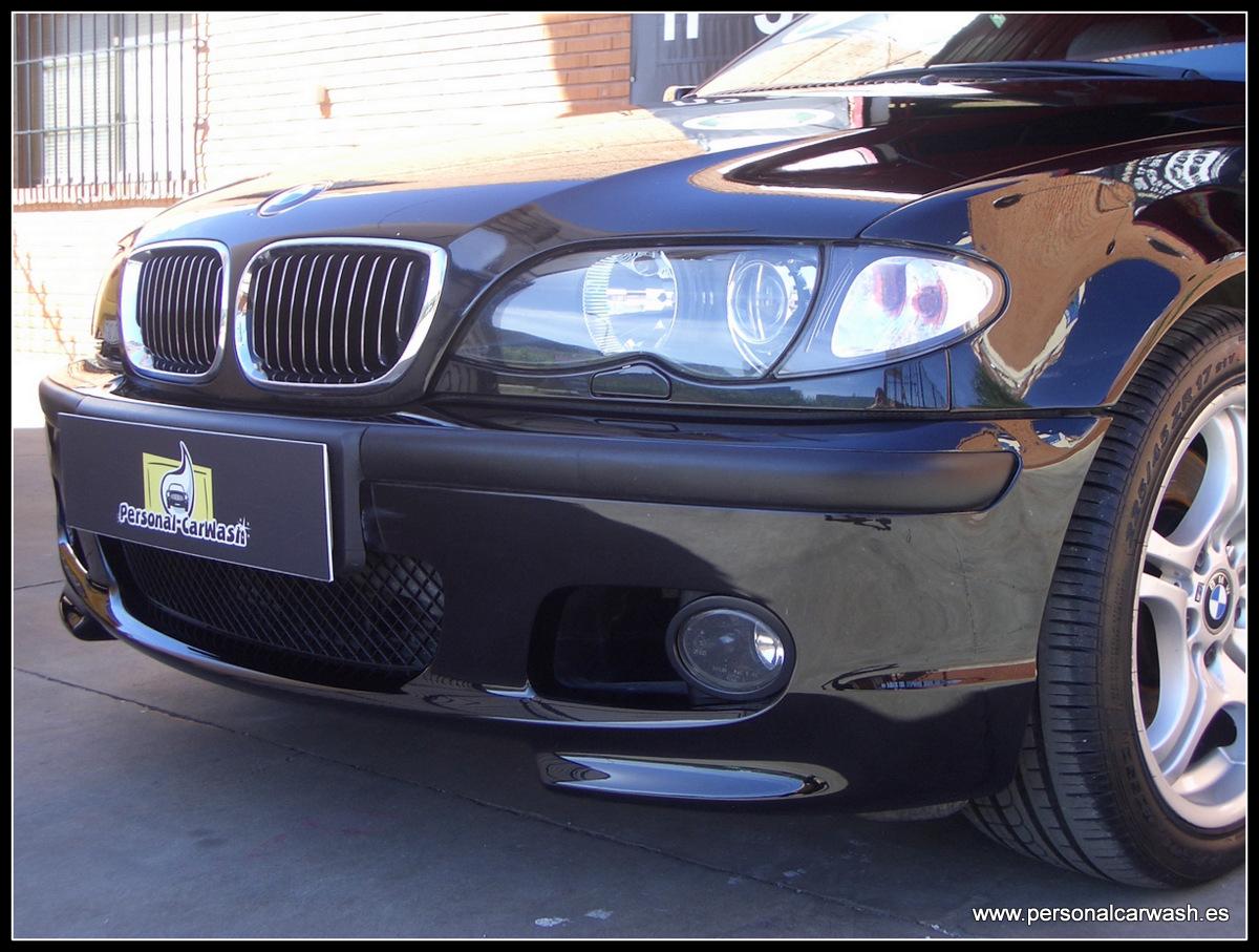 BMW 330D – detallado integral