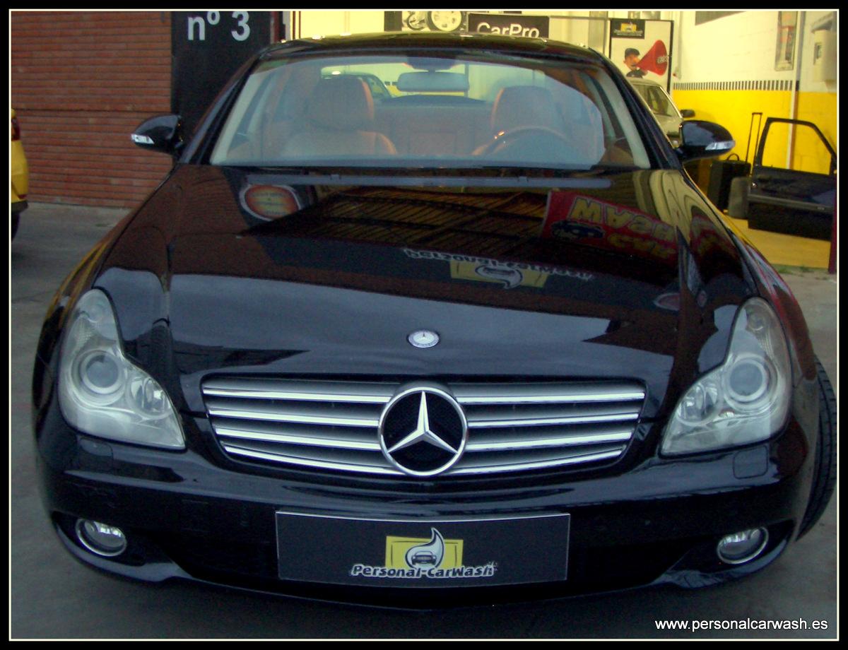 Detallado Integral Mercedes CLS 320cdi