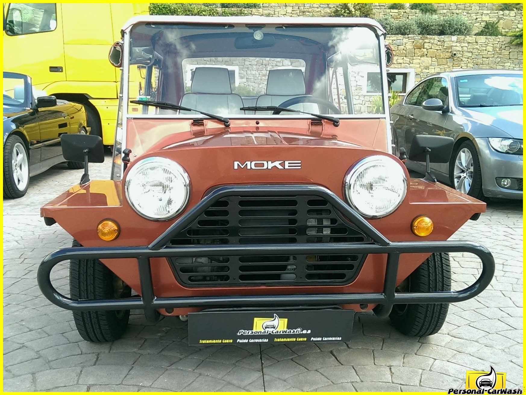 Mini MOKE by Rover