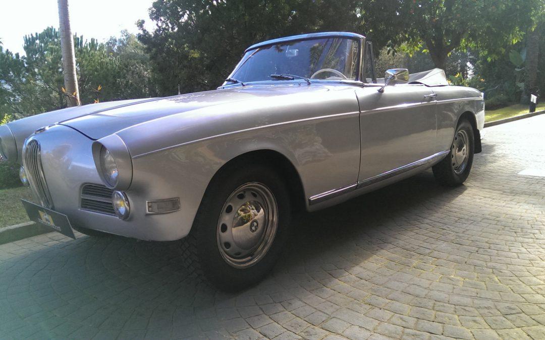 Bmw 503 Cabriolet BERTONE