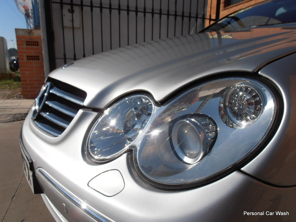 Mercedes Benz CLK Cabrio-Detallado Integral
