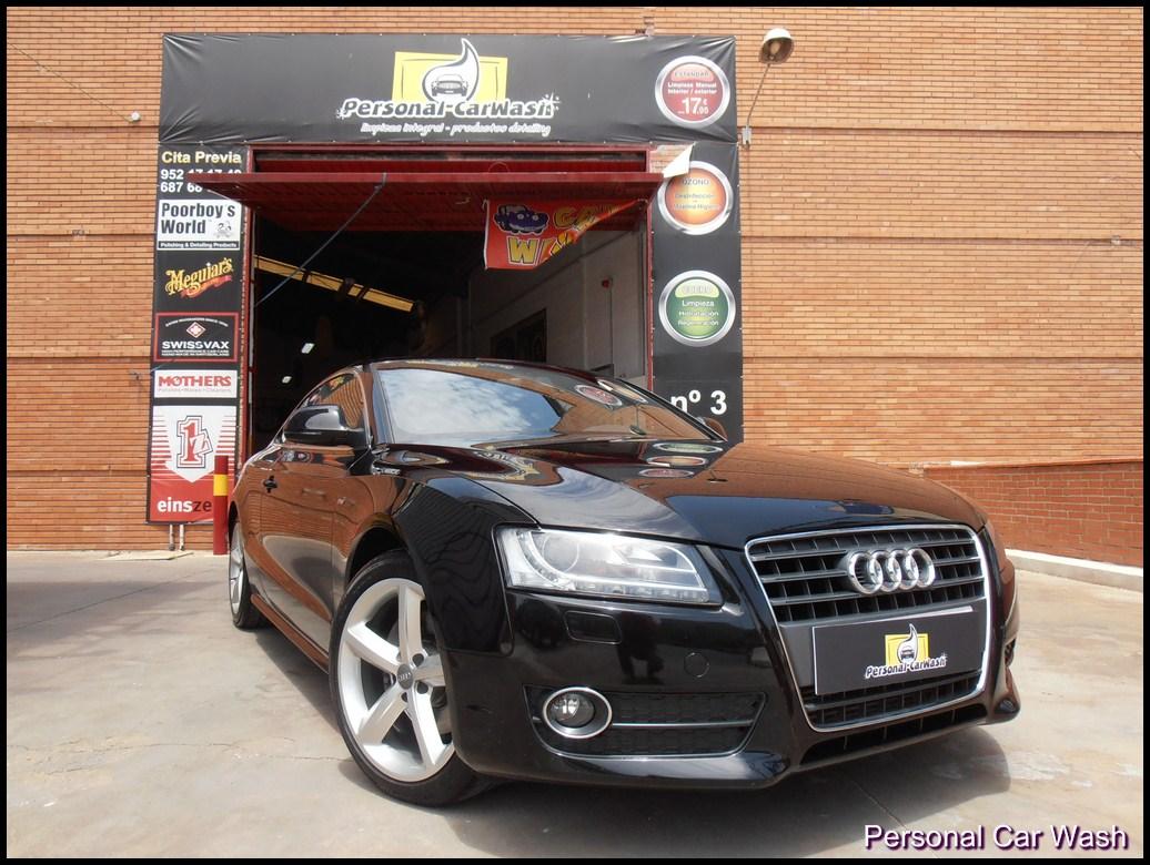 Audi A5 Detallado Integral Exterior