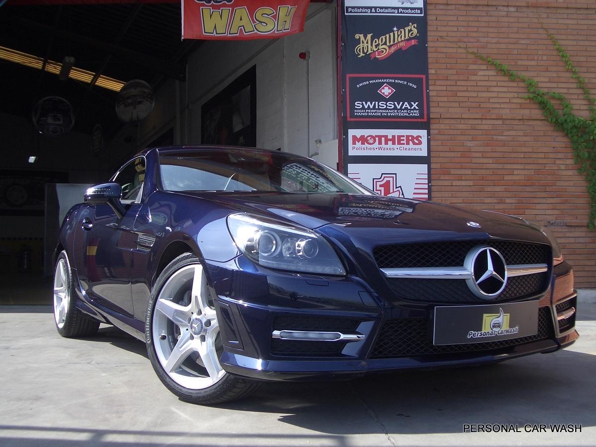Mercedes SLK R172 AMG Edition
