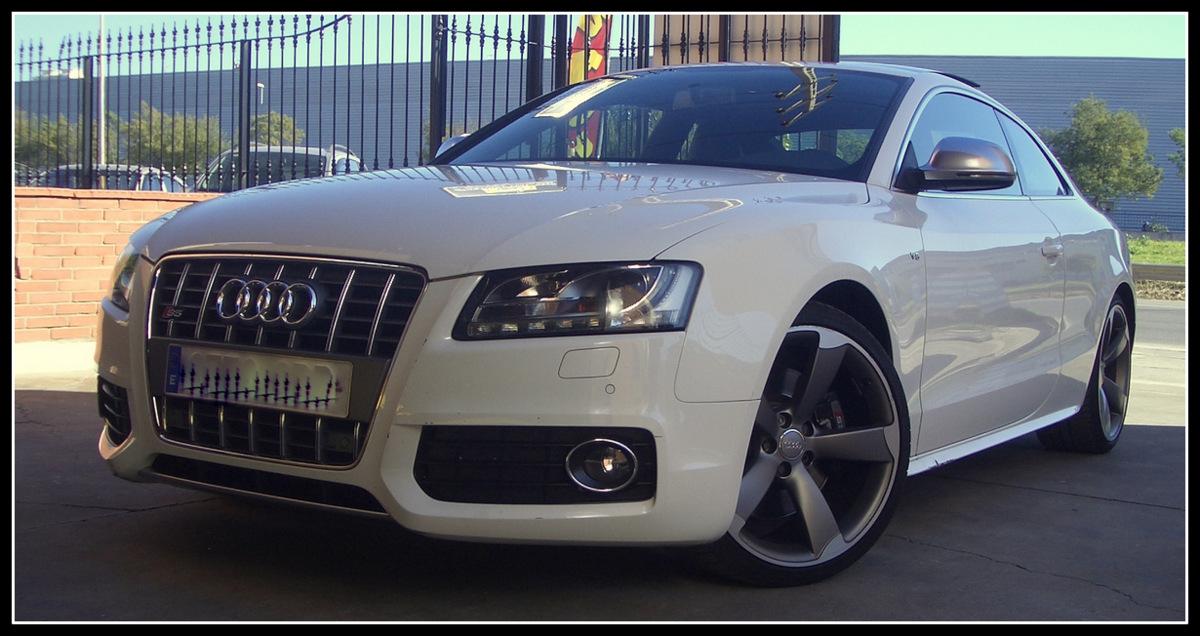 Audi S5 4.2 V8 Tiptronic