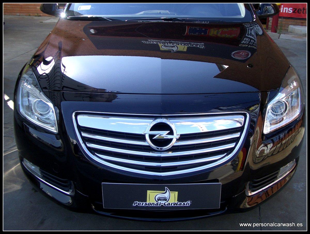 Opel Insignia 2.0Turbo Detallado exterior