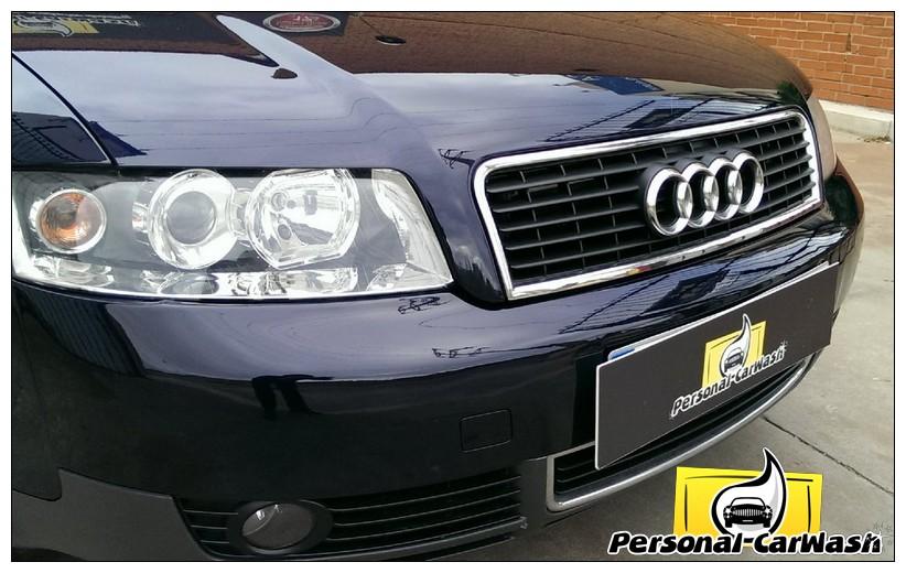 Audi A4 2.0 Detallado Integral