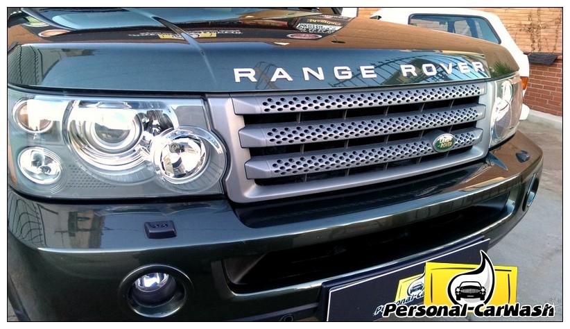 Range Rover Sport – Detallado Integral