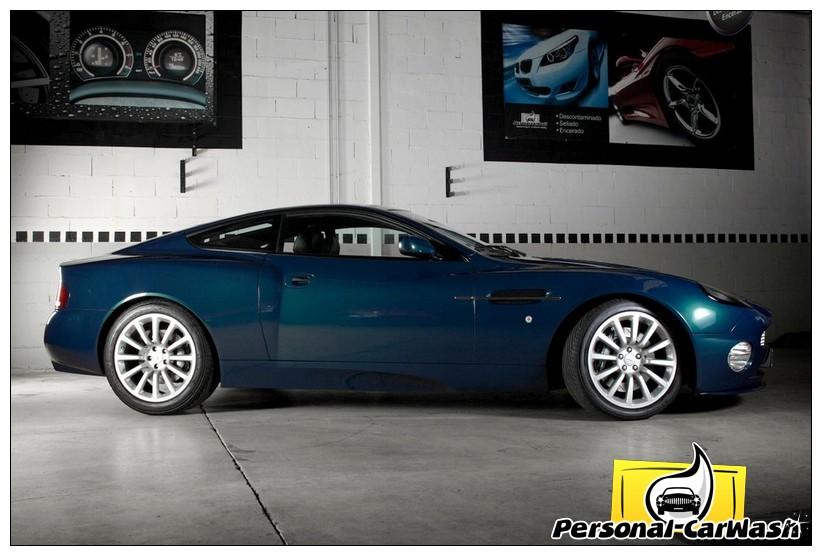 Aston Martin Vanquish (vendido)