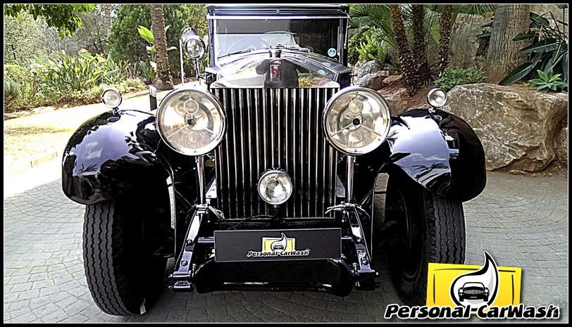Rolls-Royce Phantom II. Año 1932