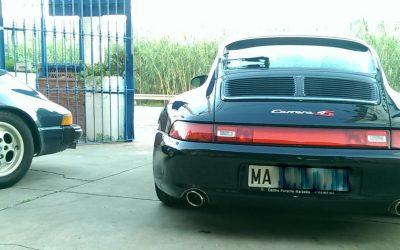 Porsche 993 4S