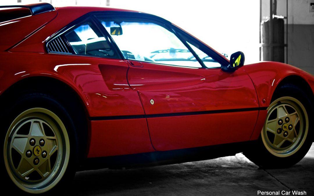 — Ferrari 328 GTB —