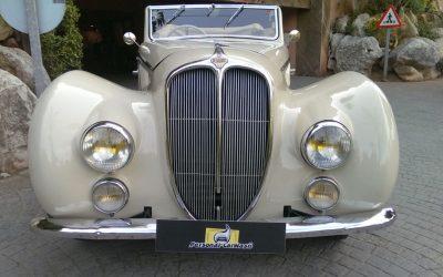 Delahaye 135M Cabriolet
