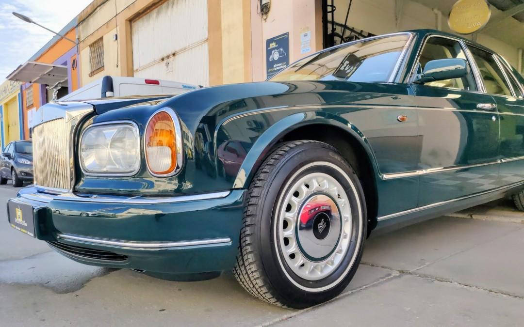 Rolls Royce Silver Seraph